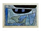 Daemonie Giclee Print by Paul Klee