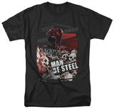 Man of Steel - Saviour T-shirts