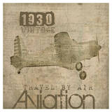 Aviation I - Mini Prints by Irena Orlov