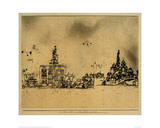 Old City by the Water Giclee Print by Paul Klee