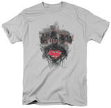 Man of Steel - Scorched Skyline T-shirts