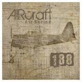 Aviation II - Mini Posters by Irena Orlov