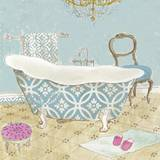 Dream Bath II - Mini Posters by Jocelyn Haybittel