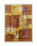 Hoffmanesque Scene Giclee Print by Paul Klee