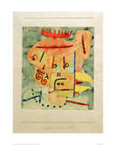 Mask - Lapul Giclee Print by Paul Klee