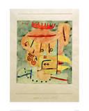 Mask - Lapul Giclee Print by Paul Klee