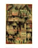 Dream City Giclee Print by Paul Klee