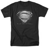Man of Steel - Contrast Symbol Shirts