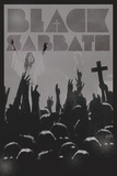 Black Sabbath (Cross) Prints