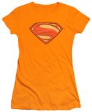 Juniors: Man of Steel - New Solid Shield Shirts