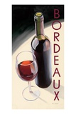 Bordeaux Premium Giclee Print by Marco Fabiano