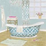 Dream Bath I - Mini Art by Jocelyn Haybittel