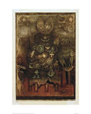 Magic Theatre Giclee Print by Paul Klee