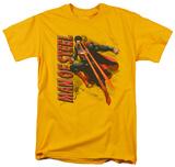 Man of Steel - Eye Beams T-shirts