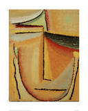 Abstract Head Prints by Alexej Von Jawlensky