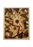 And There Was Light Giclee Print by Paul Klee