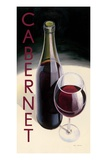 Cabernet Premium Giclee Print by Marco Fabiano