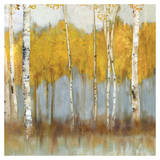 Golden Grove II- Mini Prints by Allison Pearce