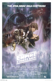 Star Wars: The Empire Strikes Back - The Saga Continues Movie Poster Print