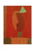 Clown Lámina giclée por Paul Klee