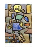 Untitled Mannequin Giclee Print by Paul Klee