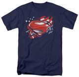 Man of Steel - Americas Hero (slim fit) T-Shirt