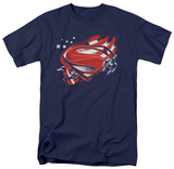 Man of Steel - Americas Hero T-shirts