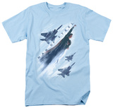 Man of Steel - Air Superiority T-shirts