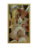 Chapel Giclee Print by Paul Klee
