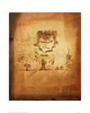 Sganarelle Giclee Print by Paul Klee