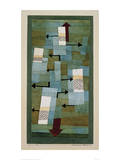 Unstable Equilibrium Giclee Print by Paul Klee