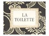 La Toilette Premium Giclee Print by Emily Adams