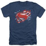 Man of Steel - Americas Hero T-shirts