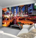 New York Times Square Wallpaper Mural - Duvar Resimleri
