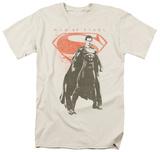 Man of Steel - Faded Superman (slim fit) T-Shirt