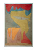 Young Lady Giclee Print by Paul Klee