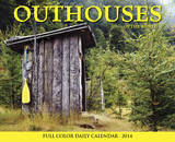Outhouses - 2014 Box Calendar Calendars