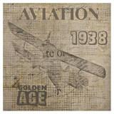 Aviation IV- Mini Posters by Irena Orlov