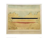 The Sea Behind the Dunes Impression giclée par Paul Klee