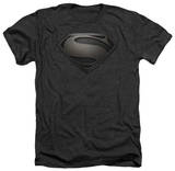 Man of Steel - MoS Desaturated T-Shirts