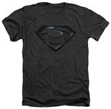 Man of Steel - Zod Shield Camiseta