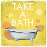 Take a Bath Affiches par Drako Fontaine