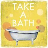 Take a Bath Posters van Drako Fontaine