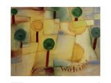 Where To Impression giclée par Paul Klee