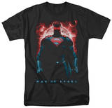 Man of Steel - Red Son of Krpton T-shirts