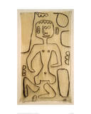 Collect Oneself Giclee Print by Paul Klee
