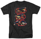 Man of Steel - Tri Supes T-Shirt