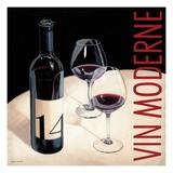 Vin Moderne V Premium Giclee Print by Marco Fabiano