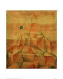 Castle Hill Giclee Print by Paul Klee