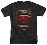Man of Steel - Large Shield T-shirts